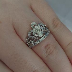 Princess Crown Ring (#2)
